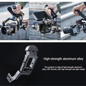 For DJI Ronin S/SC Spare Part CNC Aluminum Alloy Handgrip Mount Plus Replacement