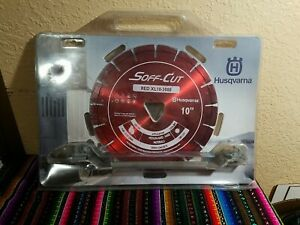 Husqvarna Soff-Cut RED XL 10-3000 ~READ BEFORE PURCHASE~