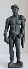 Amazing Bronze Ancient (Authentic) Statuette, Figure of Mercury   1-2 AD.  67mm.