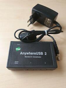 Digi AnywhereUSB 2 Geräteserver USB Port Hub