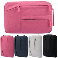 "11.6"" 12"" 13.3"" 14 15 Portable Laptop Sleeve Bag Case for Lenovo Dell HP MacBook"