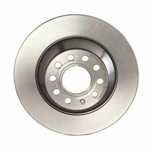 For Audi A6 Quattro Rear Left or Right UV Coated Disc Brake Rotor 302mm Brembo