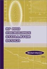 RF and Microwave Oscillator Design, , New Book