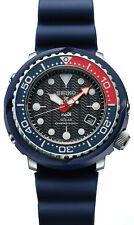 Seiko Special Edition PADI Solar Tuna Prospex Diver's Men's Rubber Strap Watch