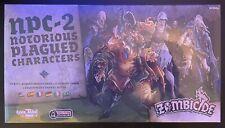 CMON - Zombicide Black Plague / Green Horde - NPC 2 Box