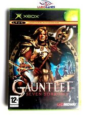 Gauntlet Seven Sorrows Xbox Nuevo Precintado Retro Sealed Brand New PALSPA