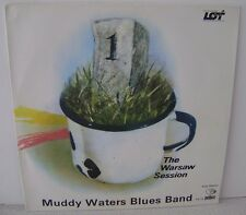 Muddy Waters Blues Band The Warsaw Session Import Vinyl Poljazz Records PSJ79