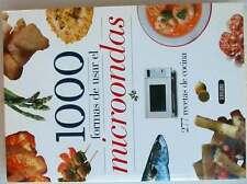1000 FORMAS DE USAR EL MICROONDAS - 277 RECETAS DE COCINA - SERVILIBRO