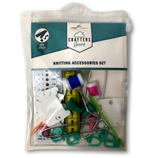 Crafters Dream Knitting and Crochet Accessories Set