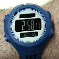Nice Questra Blue Adidas Digital Chronograph Sports Watch - ADP3269