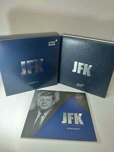 Montblanc Great Characters Special Edition J.F. Kennedy (PRESENTATION BOX ONLY)
