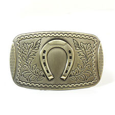 Uncharted Drake's Deception Fortune Vintage Pattern Bronzy Metal Belt Buckle