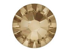 Swarovski® Crystal Kristall golden shadow 2.15mm Nail Art Strass Steine UV Gel