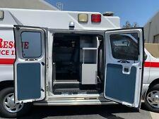 2010 Ford Ambulance