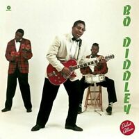 Diddley- BoBo Diddley + 2 Bonus Tracks (New Vinyl)