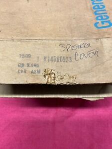 82-94 CHEVY S10/ 91-94 CHEVY BLAZER REAR SPEAKER COVER NOS GM #14060523