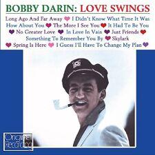 Bobby Darin - Love Swings [New CD]