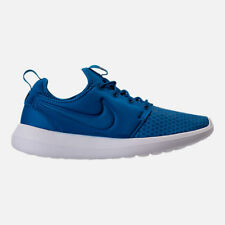 MEN'S NIKE ROSHE TWO SE CASUAL SHOES, 918245 400 Multi Sizes Blue Jay/Light Armo