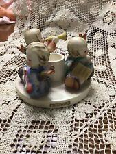 Hummel Goebel Herald Angels Candle Holder #37 1960's