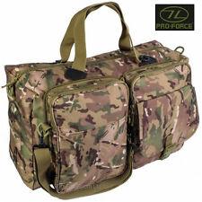 Para Hombres Ejército Combate Militares desplegable en el hombro Bolso De Kit De Viaje Holdall sostener todo