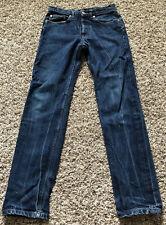 APC Selvedge Denim Jeans Size 28 X 31
