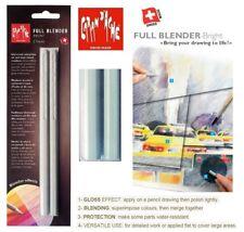 Caran Dache Full Blender Sticks Colourless Oil Wax Gloss Effect Blending Glaze
