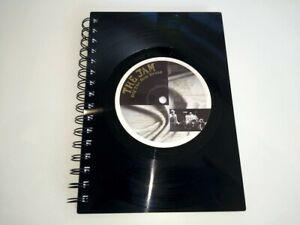 The Jam, Dig the New Breed, Vinyl Record A5 Notebook gift