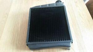 Classic Mini 4 CORE side mounted high performance radiator