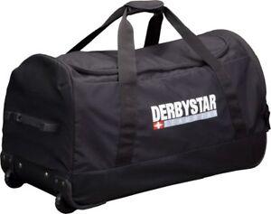 Derbystar Fußball Teamtasche Hyper Pro Fußballtasche schwarz