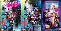 🔥 Harley Quinn #75 Anacleto Minimal 🔥 Punchline Batman 92 Pre Sale Notti Nyce