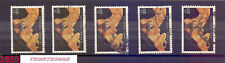 1850-Greece 1970 5 cancelled stamps (20ΔΡ) the Key of the set (Heracles)