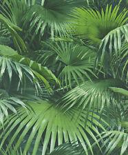 Tapete Rasch Crispy Paper 524901 / Blätter / Palmen / Dschungel / EUR 2,15/qm