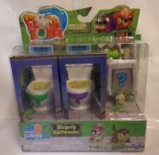 Flush Force - Series 1 - Bizarre Bathroom Collectible 8-Pack Figures Blind Box