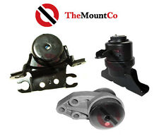 A/M Engine Mount Set (3 pcs) to suit Ford Escape, Mazda Tribute 00-08 2.0L, 3.0L