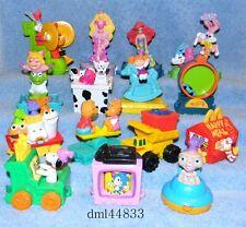 1994 McDonalds Happy Birthday Set - Lot of 15, Boys & Girls, 3+