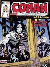 Conan il Barbaro COLORE n°35 ed. Marvel Comic ART  [G.187]