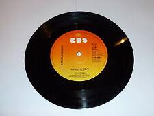 BARBRA STREISAND - WOMAN IN LOVE - RARE 1980 2-track 17.8cm Unique