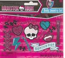 Monster High Body Jewelry Set 15 Pcs
