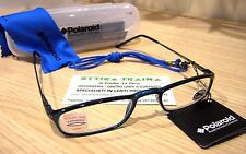 Occhiali x Lettura Reading Glasses Polaroid R617 B +1.25 Blu Blue