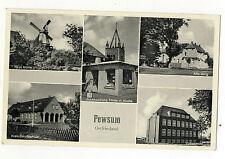 AK Pewsum Buchhandlung Thiele Kreis Berufschule Volksschule