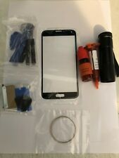 Samsung Galaxy S6 Front Glass Repair Kit Black Loca Glue Torch Remover