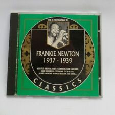 Frankie Newton Chronological Classics 1937 - 1939 CD Album Jazz Free UK P+P READ