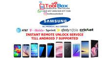 INSTANT! Samsung Galaxy J7 Prime (J727T/T1) T-MOBILE METRO Unlock Remote Service