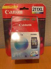 Genuine Canon 211XL Color Ink Cartridge Pixma CL-311XL OEM Fine New Sealed