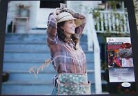 CLEARANCE! (2) Diane Lane Signed Autographed 11x14 Photo JSA GAI GA GV COA!