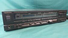 Technics AM/FM Stereo Receiver SA-290 Quartz Digital Synthesizer