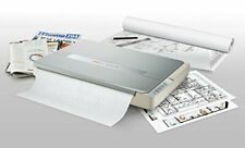 Plustek A3 flatbed scanner OS1180, for A3 size Blueprints and Document. Design