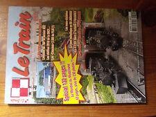 $$2 Revue Le Train N°280 BB 7200  Couscous 3 AM PLM  Murs reclames  Pont metalli