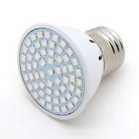 Hot 60LED Grow E27 12W Bulb Light Full Spectrum Tent Plants Lamp Hydroponic
