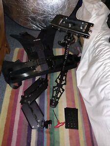 Original Glidecam HD-4000 Schwebestativ + Glidecam X-10 für Kameras bis 4,7 kg